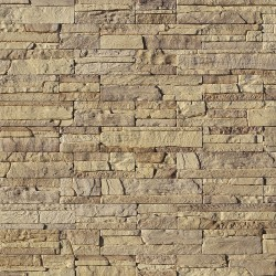 Камень интерьерный Каскад Рейндж А231-20 светло-песочный /0,39м.кв./