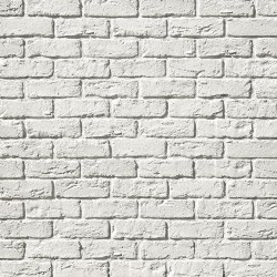 Камень интерьерный Вельс Брик А390-00 белый /1,67м.кв./