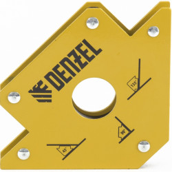 Магнит для сварочных работ усилие 50 LB// Denzel 97553