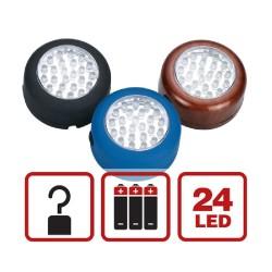 Переносной светильник CD810A 24LED(3шт.ААА)