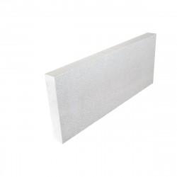 Блок газобетонный перегородочный D500 ЭКО, 600 х 75 х 250 мм