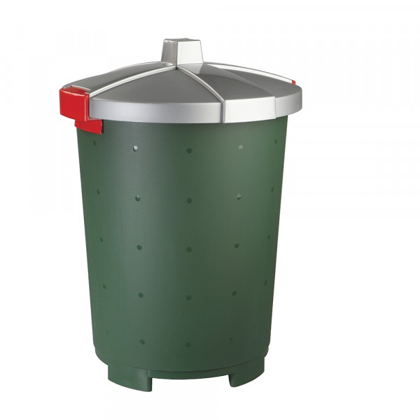 бак хозяйственный 65л бинго, зеленый 4312277 бак бытпласт хозяйственный 65л