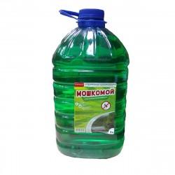 Жидкость для стеклоомывателя Мошкомой 5,0л Летняя KAS20327