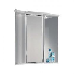 Шкаф зеркальный Акватон АЛЬТАИР 62см 1A042702AR010