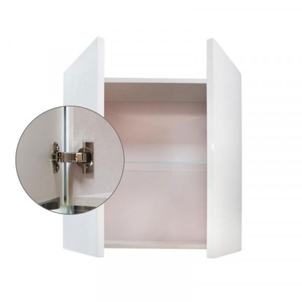 шкаф двустворчатый акватон шерилл 1a206603sh010