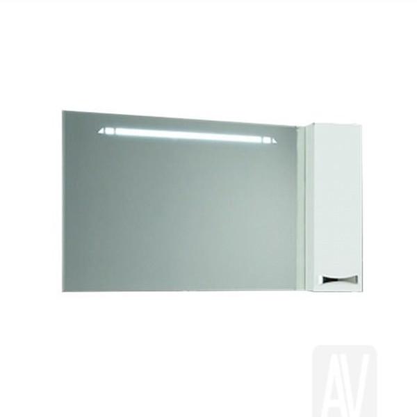 зеркало правое акватон диор 80см белый 1a168002dr01r