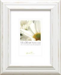Фоторамка Oda White Antique 15*20 39906
