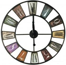 Часы настенные Artlink Clock color 60x60см 79824