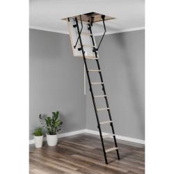 Лестница чердачная комбинированная, Oman Stallux, 70 x 80 x 265 см