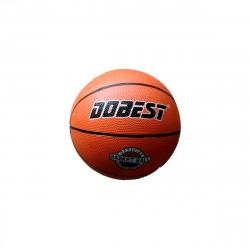 Мяч баскетбольный р.5 резина, оранжевый