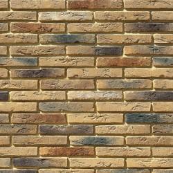 Камень искусственный декоративный Остия Брик 380-40 Коричневый (0,37кв.м)