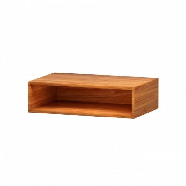 комплект мебели подвесной am pm gem open-space орех