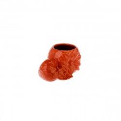 Кашпо Клубнички керамика,18*16*10см