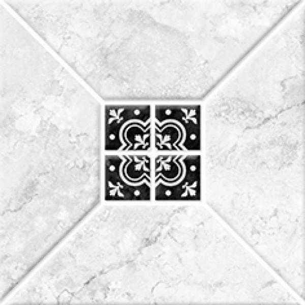 плитка настенная риальто 1с тип 2 белый микс 20*20 (1,04м2/99,84м2)