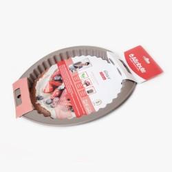 Форма для пирога ATTRIBUTE GRACE круглая с волнистым краем 27см ABS302