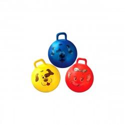 Мяч для занятий спортом и фитнессом BL-59002 55см, в комплекте с насосом 998165