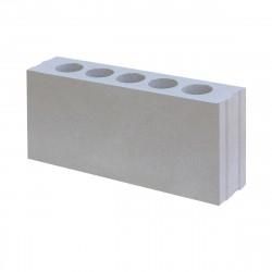 Плита пазогребневая пустотелая силикатная ЭКО 498x250x115мм