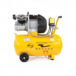 Компрессор пневматический, 2,2 кВт, 350 л/мин, 50 л DENZEL 58081