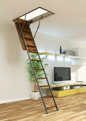 Комбинированная чердачная лестница ЧЛ-04