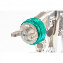 Краскораспылитель AS 702 НP профессиональный, всасывающего типа, сопло 1,8 мм и 2,0 мм Stels 57364
