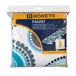 Чехол для гладильной доски RORETS 120х40см Fanny х/б+войлок 7593