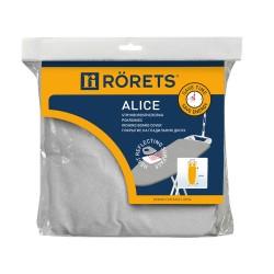 Чехол для гладильной доски RORETS 120х40см Alice Металлизированный 7557-02501