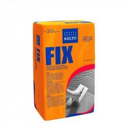 Клей для плитки усиленный Kiilto FIX, 20 кг