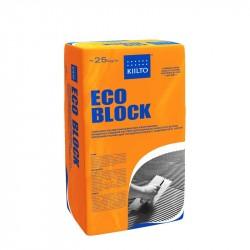 Клей для блоков Kiilto Eco Block, 25 кг