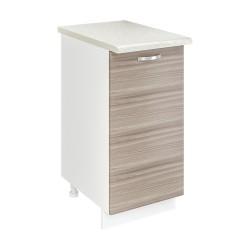 Шкаф-стол рабочий Джус 400 Белый