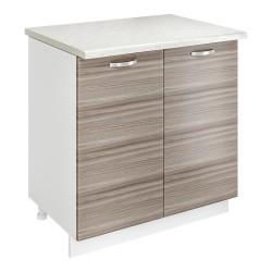 Шкаф-стол рабочий Джус 800 Белый