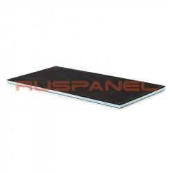 Панель тепло-звукоизоляционная Ruspanel Антистук 1245х600х14мм