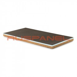 Панель тепло-звукоизоляционная Ruspanel Comfort 1250х595х29мм