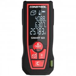 Дальномер лазерный 60м CONDTROL Smart 60, 0,05-60м погрешность 1,5мм 1-4-098