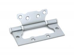 Петля дверная накладная Palladium 2BB-100 SN(матовый никель)