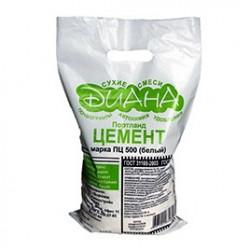Цемент белый Diana 3кг