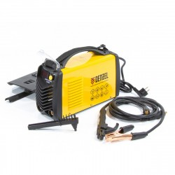 Аппарат инверторный дуговой сварки ММА-200ID, 200 А, ПВР 60%, D электрода 1,6-5 мм, провод 2 метра D