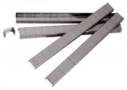 Скобы для пнев. степл., 22 мм, шир. - 1,2 мм, тол. - 0,6 мм, шир. скобы - 11,2 мм, 5000 шт MATRIX