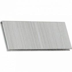 Скобы 18GA для пневматического степлера 1,25х1,0мм длина 35 мм ширина 5,7 мм, 5000 шт. MATRIX 57665