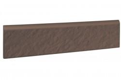 Цоколь Simple коричневый brown 3-d R 30х8 37034