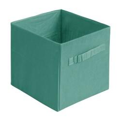 Коробка стеллажная 310х310х310 Бирюзовый