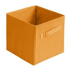 Коробка стеллажная 310х310х310 Оранжевый