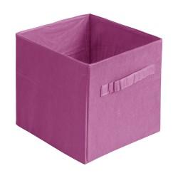Коробка стеллажная 310х310х310 Пурпурный