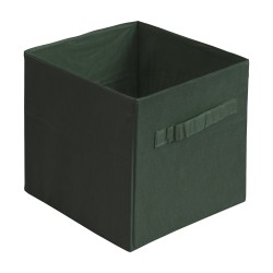 Коробка стеллажная 310х310х310 Темно-зеленый