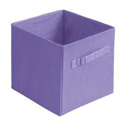 Коробка стеллажная 310х310х310 Фиолетовый
