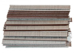 Гвозди для пнев. нейлера, длина - 15 мм, ширина - 1,25 мм, толщина - 1 мм, 5000 шт. MATRIX