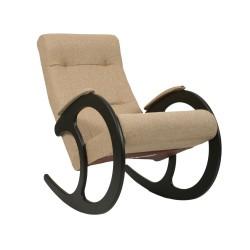Кресло-качалка МИ Модель 3 венге (Венге, ткань Malta 03 А)