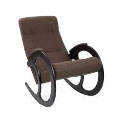 Кресло-качалка МИ Модель 3 венге (Венге, ткань Malta 15 А)