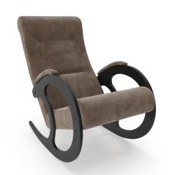 Кресло-качалка МИ Модель 3 венге (Венге, ткань Verona Brown)