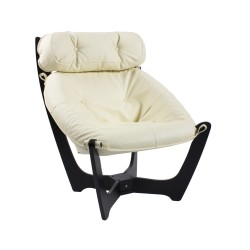 Кресло классическое Комфорт  97 76 бежевый искусственная кожа