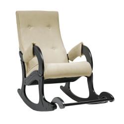 Кресло-Качалка модель 707, Verona Vanilla, венге